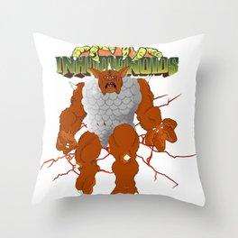 METLAR Throw Pillow