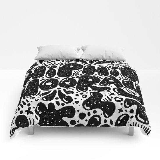 HIP HIP HOORAY Comforters