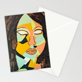 Paint By Numbers #262: Stitches Stationery Cards