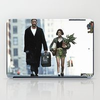 leon iPad Cases featuring LEON, THE PROFESSIONAL by VAGABOND