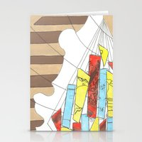 maps Stationery Cards featuring Maps by Shannon Rutherford