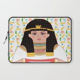 Queen Cleopatra Laptop Sleeve