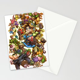 Master Chef Link Stationery Cards