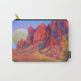 Superstitions Fantasy by Amanda Martinson Carry-All Pouch
