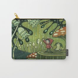 Waiting For The Rain by Kaori Hamura Carry-All Pouch