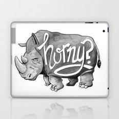 Horny Rhino Laptop & iPad Skin