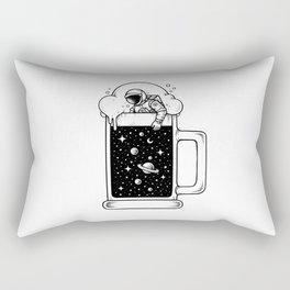 The Universe is Lit Rectangular Pillow