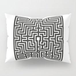 Maze Pillow Sham