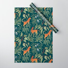 Monkey Business Wrapping Paper