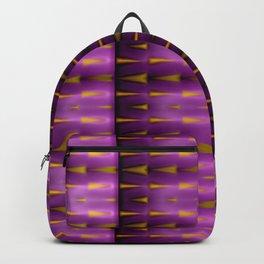 Patterned gills ... Backpack
