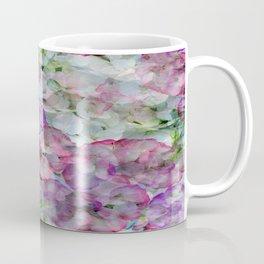 Mesmerizing Floral Abstract Coffee Mug