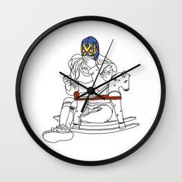 To Marina Wall Clock