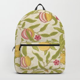 "William Morris ""Fruit or Pomegranate"" 1. Backpack"