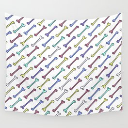 CHOREOGRAPHY BONES  Wall Tapestry
