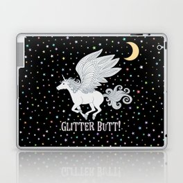 Glitter Butt! Laptop & iPad Skin