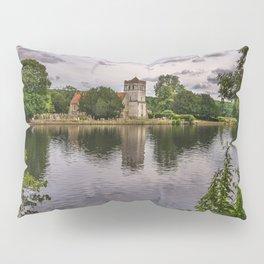 The River Thames At Bisham Pillow Sham