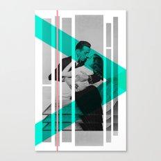 The Big Sleep Canvas Print