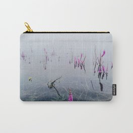 Wet flowers Carry-All Pouch
