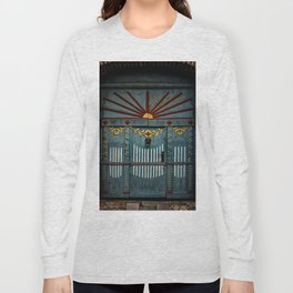 The Gate to Valhalla Long Sleeve T-shirt