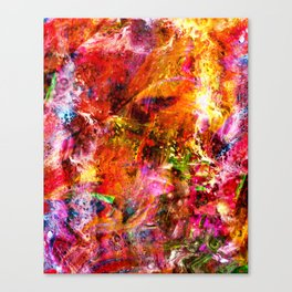 Effervescent Canvas Print