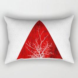 Wood Rectangular Pillow