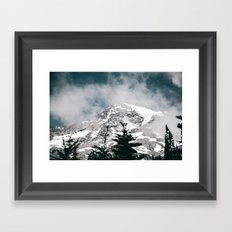 Mount Rainier IV Framed Art Print