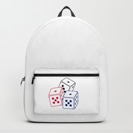 Bunco Dices V6S2 Backpack