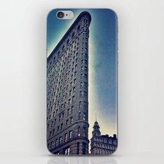 Flat Iron iPhone & iPod Skin