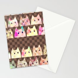 cats-282 Stationery Cards