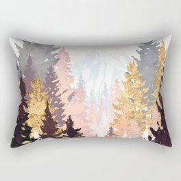 Wine Forest Rectangular Pillow