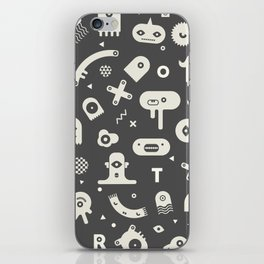 Monters Love iPhone Skin