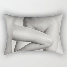 Two Lesbian Lovers Rectangular Pillow