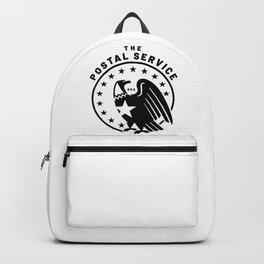 Postal Worker Appreciation / Mailman Postman Essential Mail design Backpack