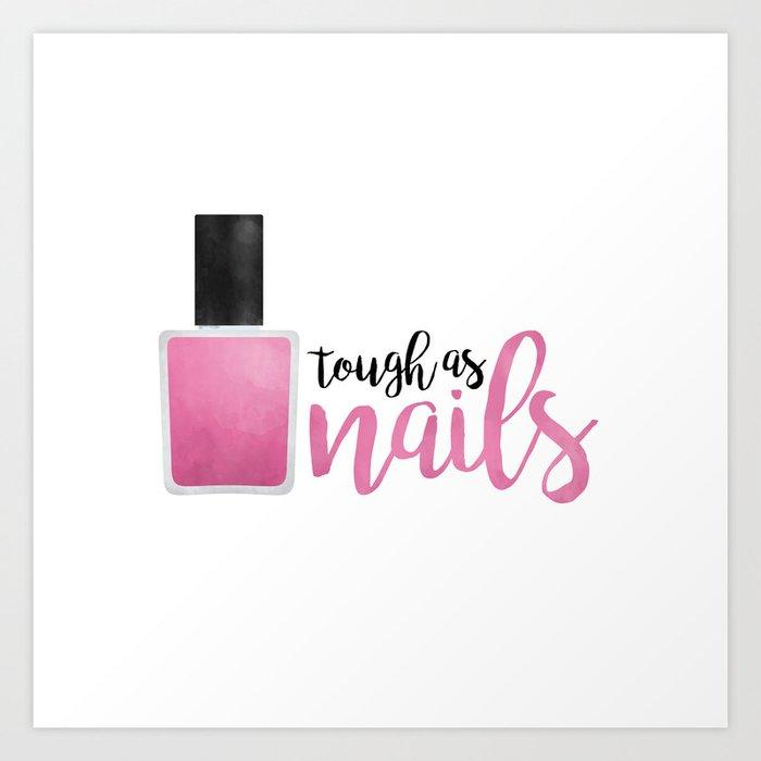 tough as nail