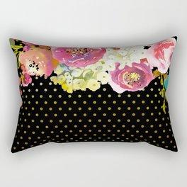 Flowers bouquet #34 Rectangular Pillow