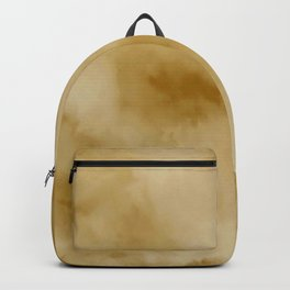 Yellow clouds Backpack