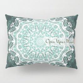 Mandala - Open Your Mind Pillow Sham
