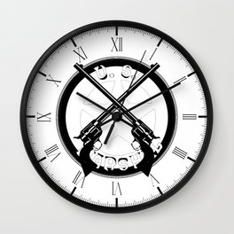 US Marshall Wall Clock