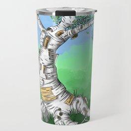 Happy Little Tree Travel Mug