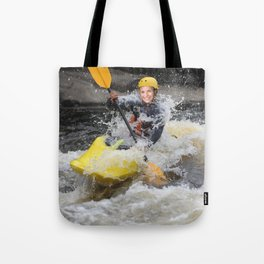Kayak Macha Tote Bag