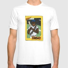 Wookiee of the Year White Mens Fitted Tee MEDIUM