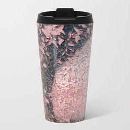 Abstract grange texture Travel Mug