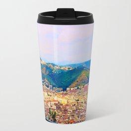 Italian Cityscape Travel Mug