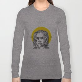 St. Newton Long Sleeve T-shirt