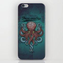 Dracorubio Dectapuss Case iPhone Skin