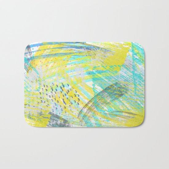 Abstract 181 Bath Mat