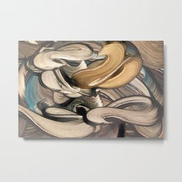 Hecatoncheires Metal Print