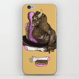 minotau iPhone Skin