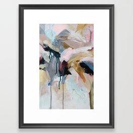 1 0 5 Framed Art Print