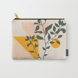 Geometric Modern Art 43 Carry-All Pouch